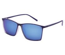 Sonnenbrille blau