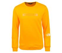 Sweatshirt hellorange