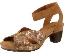 Traudi Klassische Sandaletten braun
