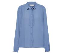 Bluse 'Ava' rauchblau / blue denim