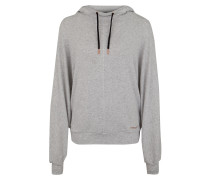 Sportpullover 'studio Super Soft Funnel Hood'