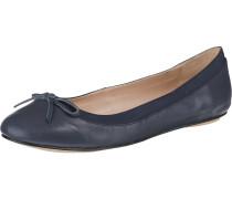Klassische Ballerinas 'Annelie' blau