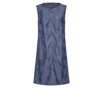 Kleid 'Weronie tropical' blau