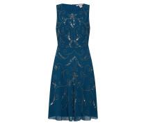 Kleid 'flower vine embellishmentshort dress'