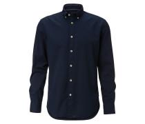 Hemd nachtblau
