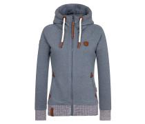 Female Zipped Jacket 'Every world knows it Iii'