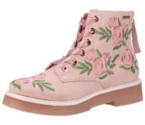 Stiefel 'Neria' grün / rosé