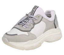 Sneaker Low 'Baisley' hellgrau