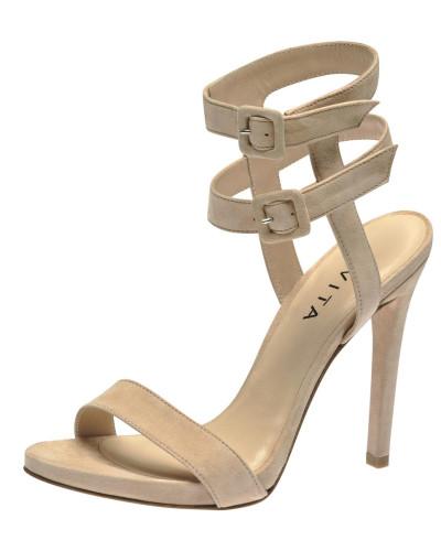 Sandalette creme