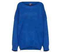 Pullover 'hubble LS' blau