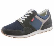 Sneaker 'NY Runner' blau / basaltgrau