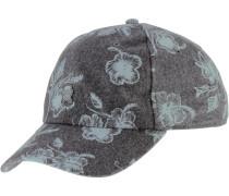 Cap hellblau / graumeliert