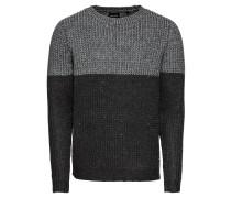 Pullover anthrazit / graumeliert