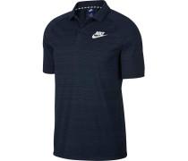 NSW Av15 Poloshirt ultramarinblau