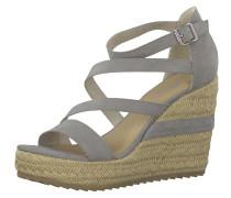 Sandale grau