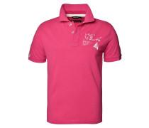 Polo 'SS Caribbean Regatta' pink