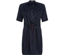 Kleid 'sage Dress SS' nachtblau