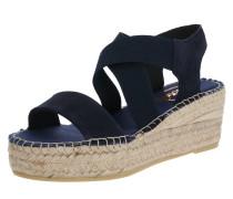 Sandale 'serraje' dunkelblau