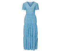 Kleid 'midi Gathered SS Dress'