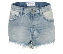 Denim Shorts hellblau