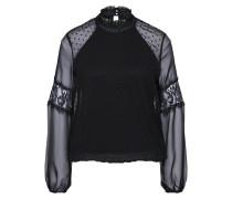 Shirt 'elsa' schwarz