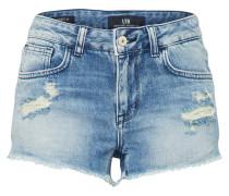'Pamela' Denim Shorts blue denim