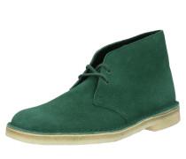 Stiefel 'desert Boot' dunkelgrün
