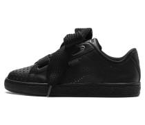 Sneaker 'Basket Heart Ath Lux' schwarz