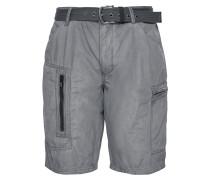 Shorts 'Plek Loose' dunkelgrau