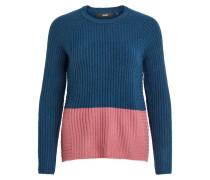 Pullover 'objnonsia' marine / pink