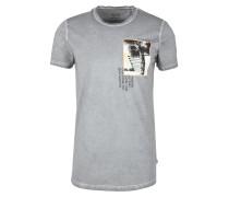 Shirt grau / mischfarben