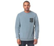 Takaoman Sweatshirt blau