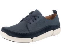 Sneakers 'Trifri Lace' blue denim / weiß