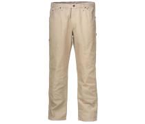 Jeans 'Duck' beige