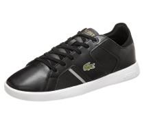 'Novas' Sneaker Herren schwarz