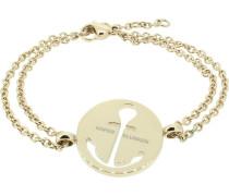 Armband 'Anker' gold