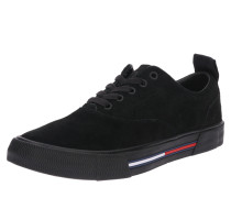 Sneaker 'oxford City' schwarz