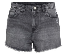 Hot Pants grey denim