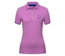 Poloshirt St Jean Polo lila / purpur