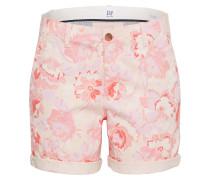 Short '5 Inch Clean GF Short Print' pink