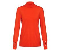 Pullover 'Loretta' orangerot