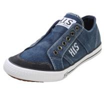 Sneaker mit Jeans-Look navy