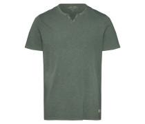Shirt 'Jprben' grünmeliert