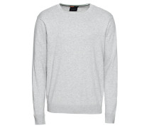 Pullover 'Ams Blauw cotton cashmere knit in regular fit'