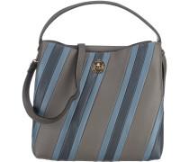Handtasche 'Brittany ' grau