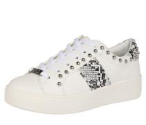 Sneaker 'belle' weiß