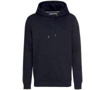 Kapuzensweatshirt 'emboss Hood' marine
