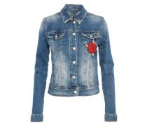Jeansjacke 'Dean x Jacket' blue denim