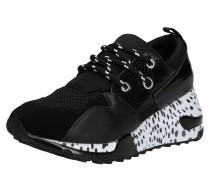 Sneaker 'clif' schwarz / weiß