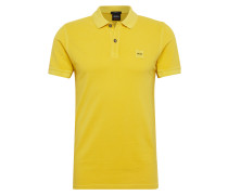 Poloshirt 'Prime' gelb